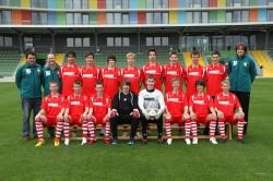 U15 Mannschaftsfoto