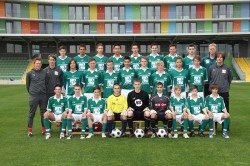 U17 Mannschaftsfoto