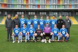 U19 Mannschaftsfoto