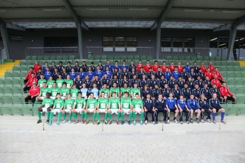 Gesamtkader 2010/11 (Akademie & Schule)
