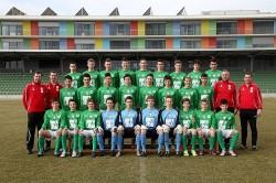 U16 Mannschaftsfoto 2011/12