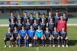 U16 Mannschaftsfoto 2012/13