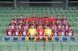 U16 Mannschaftsfoto 2014/15