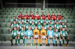 U16 Mannschaftsfoto 2017/18