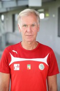 Kurt Gruber <br> Konditionstrainer