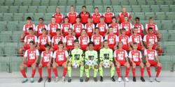 U15 Mannschaftsfoto 2018/19