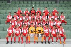 U16 Mannschaftsfoto 2018/19