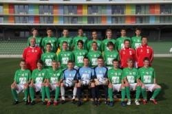 U16 Mannschaftsfoto 2010/11