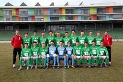 U18 Mannschaftsfoto 2011/12