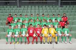 U15 Mannschaftsfoto 2013/14