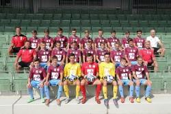 U16 Mannschaftsfoto 2013/14