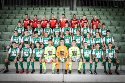 U15 Mannschaftsfoto 2017/18