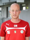 Christoph Morgenbesser<br>Trainer U-15