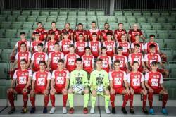 U18 Mannschaftsfoto 2017/18