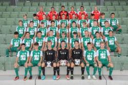 U18 Mannschaftsfoto 2018/19