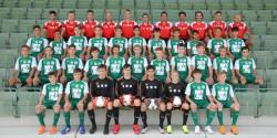 U15 Mannschaftsfoto 2019/20